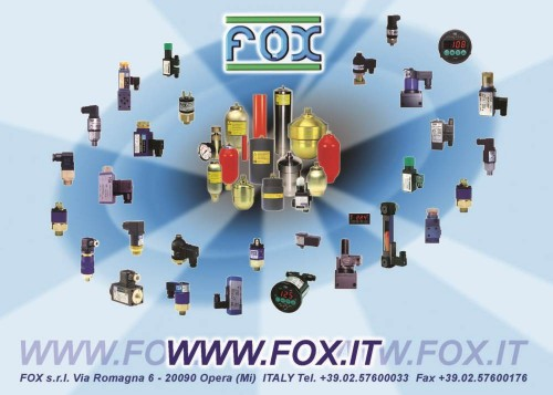 سری جدید محصولات فوکس ایتالیا