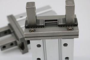 گریپر پنوماتیک جهت دستگاه های تولید ماسک گریپر smc