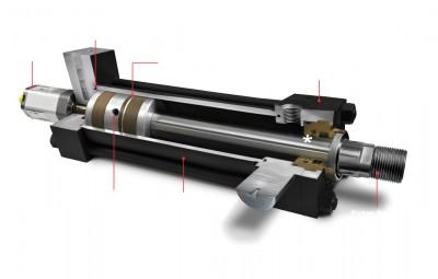 جک پنوماتیک چهارمیل تکنو ایر SC 40-50