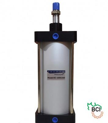 جک پنوماتیک چهارمیل تکنو ایر SC 100-250