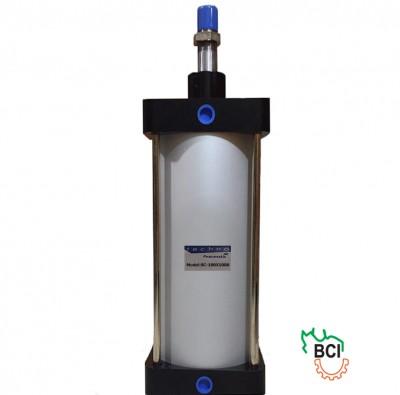 جک پنوماتیک چهارمیل تکنو ایر SC 100-1000