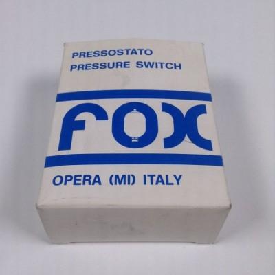 ترنسمیتر فشار 200-0 بار با رزوه 1/4 فوکس ایتالیا