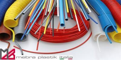 شلنگ پنوماتیک فنری پلی یورتان مبرا پلاستیک ایتالیا