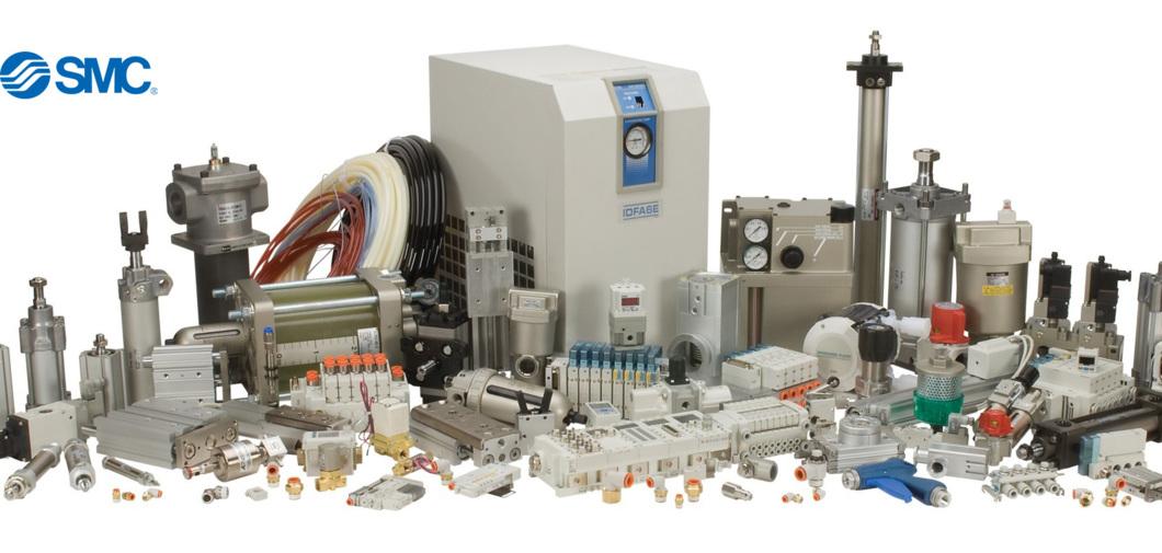 محصولات پنوماتیک SMC