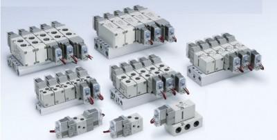 شیرپنوماتیک VF1000/VF3000/VF5000 SMC